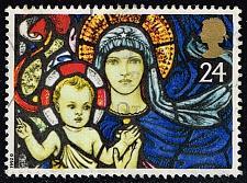 Buy Great Britain #1469 Madonna and Child; Used (0.25) (3Stars) |GBR1469-04XVA