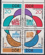 Buy GERMANY DDR [1962] MiNr 0901-04 4er ( O/used )
