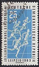 Buy GERMANY DDR [1963] MiNr 0965 ( O/used ) Sport