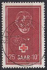Buy GERMANY Saar [1950] MiNr 0292 ( O/used )