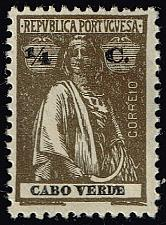Buy Cape Verde #173 Ceres; Unused (3Stars) |CPV0173-06XRS