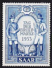 Buy GERMANY Saar [1953] MiNr 0342 ( **/mnh )