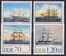 Buy GERMANY DDR [1988] MiNr 3198-01 ( **/mnh ) Schiffe