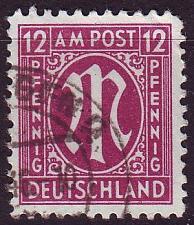 Buy GERMANY Alliiert AmBri [1945] MiNr 0023 B ( O/used )