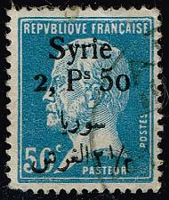 Buy Syria #164 Luis Pasteur; Used (2Stars)  SYR0164-01XRS