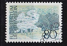 Buy LIECHTENSTEIN [1972] MiNr 0575 ( O/used ) Landschaft
