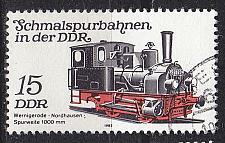Buy GERMANY DDR [1983] MiNr 2792 ( OO/used ) Eisenbahn