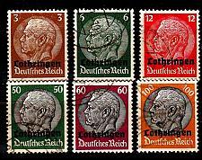 Buy GERMANY REICH Besetzung [Lothringen] MiNr 0001 ex ( O/used ) [02]