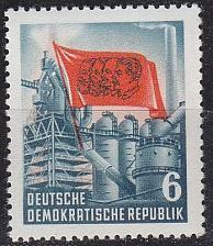 Buy GERMANY DDR [1953] MiNr 0344 ( **/mnh )