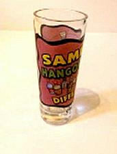 "Buy Same Hangover Different Day Clearwater Beach 4"" Collectible Shot Glass"