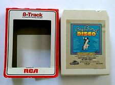 Buy Chattanooga Disco Band Big Band Disco (8-Track Tape, S233232)