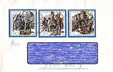 Buy GERMANY DDR [1989] MiNr 3258-60 ( Brief ) [01]