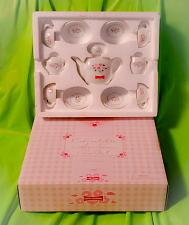 Buy Little Debbie Style Collectible Heirloom Tea Set Imported Porcelain 1997