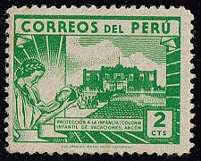 Buy Peru **U-Pick** Stamp Stop Box #158 Item 38 |USS158-38