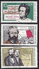 Buy GERMANY DDR [1983] MiNr 2783-88 ( OO/used )