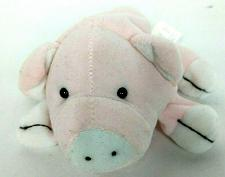 "Buy GMA Access Pig Bean Bag Pink Plush Farm Animal Stuffed Animal 7.5"""
