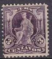 Buy KUBA CUBA [1899] MiNr 0003 ( */mh )