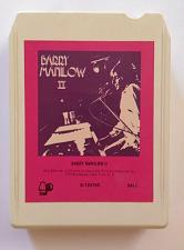Buy Barry Manilow II (8-Track Tape, S123765)