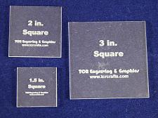 """Buy Square Quilt Templates. 1/8"""" 1.5"""", 2"""", 3"""". - Clear"""