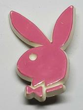 Buy VINTAGE AUTHENTIC PLAYBOY PINK BUNNY 2 INCH COLLECTIBLE PINBACK BUTTON COOL