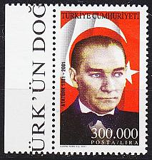 Buy TÜRKEI TURKEY [2001] MiNr 3266 ( **/mnh )