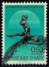 Buy Haiti #589 Unknown Maroon; Used (0.25) (2Stars) |HAI0589-04XVA