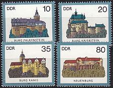 Buy GERMANY DDR [1984] MiNr 2910-13 ( **/mnh ) Architektur