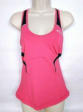 Buy Fila Sport Women's Racerback Tank Top XS Solid Coral Athletic Sleeveless