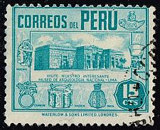 Buy Peru **U-Pick** Stamp Stop Box #158 Item 39 |USS158-39