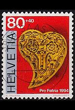 Buy SCHWEIZ SWITZERLAND [1994] MiNr 1529 ( O/used ) Pro Patria