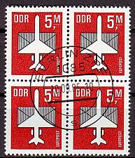 Buy GERMANY DDR [1985] MiNr 2967 4er ( O/used )
