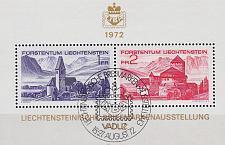 Buy LIECHTENSTEIN [1972] MiNr 0565-66 Block 9 ( O/used )