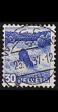 Buy SCHWEIZ SWITZERLAND [1936] MiNr 0303 z ( O/used ) Landschaft