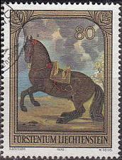 Buy LIECHTENSTEIN [1978] MiNr 0718 ( O/used ) Tiere
