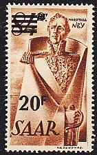 Buy GERMANY Saar [1947] MiNr 0237 I ( **/mnh )