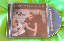 Buy LIFEHOUSE WHO WE ARE COMPACT DISC GD/VG