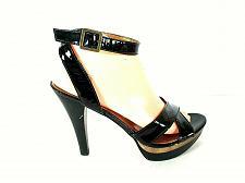 Buy Marc Fisher Black Patent Leather Platform Heels Shoes Women's 7.5 M (SW16)pmg