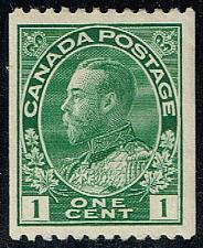 Buy Canada #131 King George V; Unused (4Stars) |CAN0131-01XRP