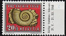 Buy SCHWEIZ SWITZERLAND [1958] MiNr 0659 ( **/mnh ) Pro Patria