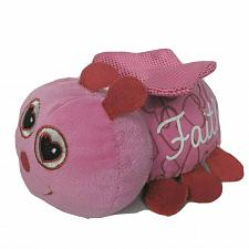 Buy Valentine Pink Red Bug Insect Plush Stuffed Animal 6""