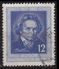Buy GERMANY DDR [1952] MiNr 0300 ( OO/used )