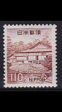 Buy JAPAN [1966] MiNr 0943 ( **/mnh ) Architektur