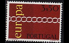 Buy PORTUGAL [1971] MiNr 1128 ( **/mnh ) CEPT