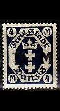 Buy GERMANY REICH Danzig [Dienst] MiNr 0020 ( */mh )