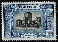 Buy Portugal #423 Guimaraes Castle; Unused (0.25) (3Stars) |POR0423-02XRS
