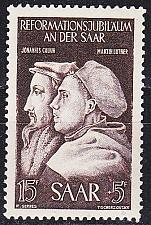 Buy GERMANY Saar [1951] MiNr 0308 ( **/mnh )
