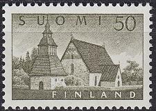 Buy FINLAND SOUMI [1957] MiNr 0474 ( **/mnh ) Architektur
