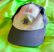 Buy Vintage Boy Scouts Of America official Bear Cap/Hat adjustable