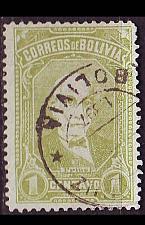 Buy BOLIVIEN BOLIVIA [1897] MiNr 0045 ( O/used )