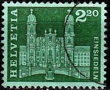 Buy SCHWEIZ SWITZERLAND [1963] MiNr 0766 ( O/used ) Architektur